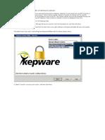 KepServerVer5 License Transfer
