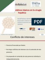 Pacheco Hemostat i Co Stop i Cos
