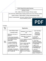 Program Balkan 2017