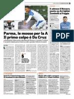 La Gazzetta Dello Sport 08-01-2018 - Serie B