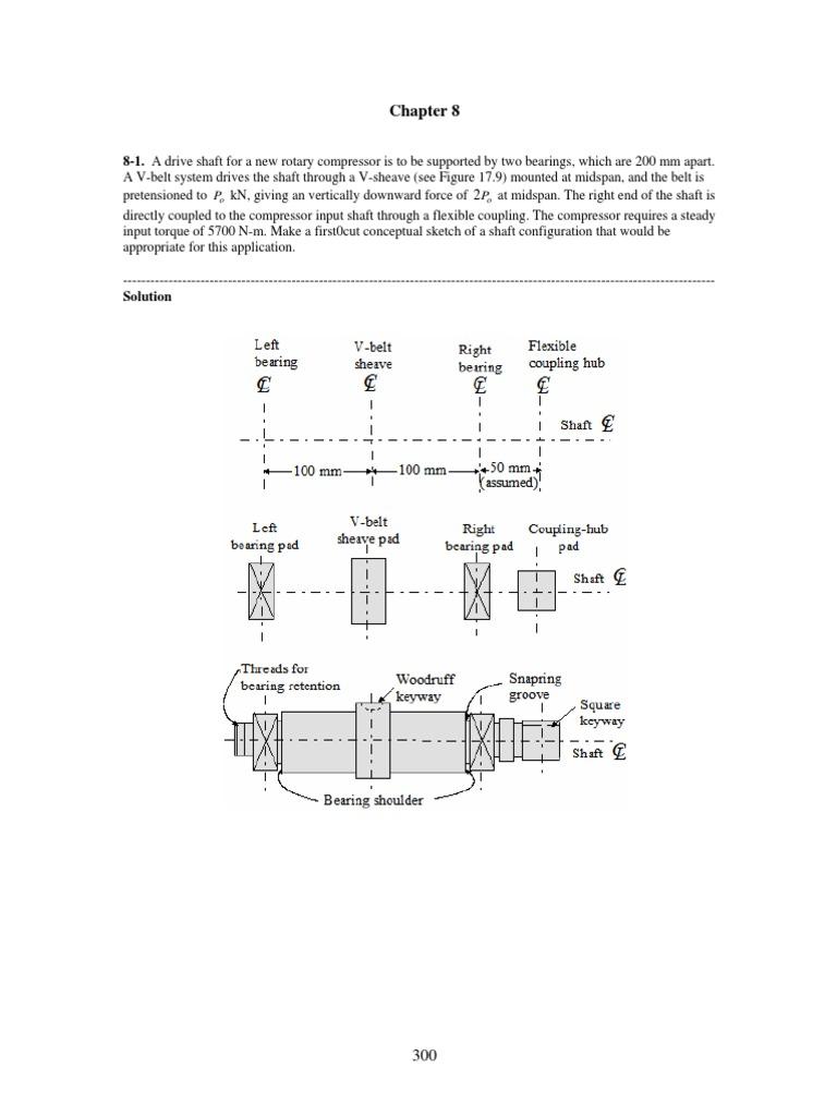 1//2 OD x 0.140 ID x 3//8 Length NO.6 Screw Natural 100 Pcs of Nylon 66 Spacer