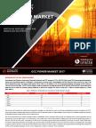 GCC Power Market Report - Oct17