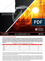 GCC Power Market Report - Oct17