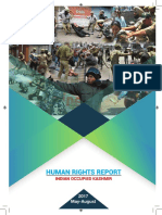 Human Rights Report  Indian Occupied Kashmir