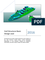 CADMATIC Hull Structure Basic Design