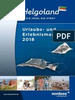 Helgoland Urlaubsmagazin 2018 02-11-17 Ansicht Kpl
