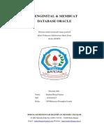 Cara Instalasi Oracle Di Windows