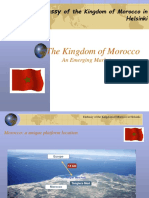 Moroccos Economy Presentation3