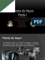 Plantas de Vapor 1