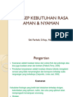 KONSEP KEBUTUHAN RASA AMAN & NYAMAN.pptx