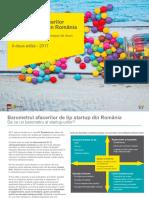 EY Barometrul Startup Urilor Din Romania 2017