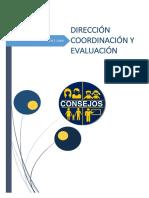 Dirección Coordinación y Evaluación.