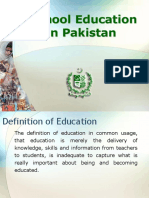 School Education in Pakistan.pdf