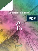 Calendario 2018 - Le Madri della Terra