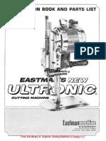 Eastman Ultronic 625