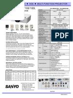PLC-XM150,XM100 spec-22657275