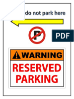 Please23 do not23 park here.docx