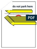 Please23 Park Here Do Not23