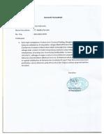Form Konsultasi PT. Medica Persada