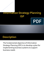 3.Information Strategy Planning