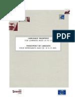 ELP Junior Language Passport 10-15 En