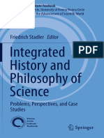 (Vienna Circle Institute Yearbook 20) Friedrich Stadler (Eds.)-Integrated History and Philosophy of Science_ Problems, Perspectives, And Case Studies-Springer International Publishing (2017)