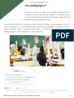 Qué es un informe pedagogico.pdf