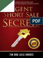 Agent Short Sale Secrets eBook