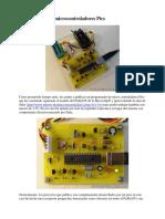 Programador de Microcontroladores PIC´s