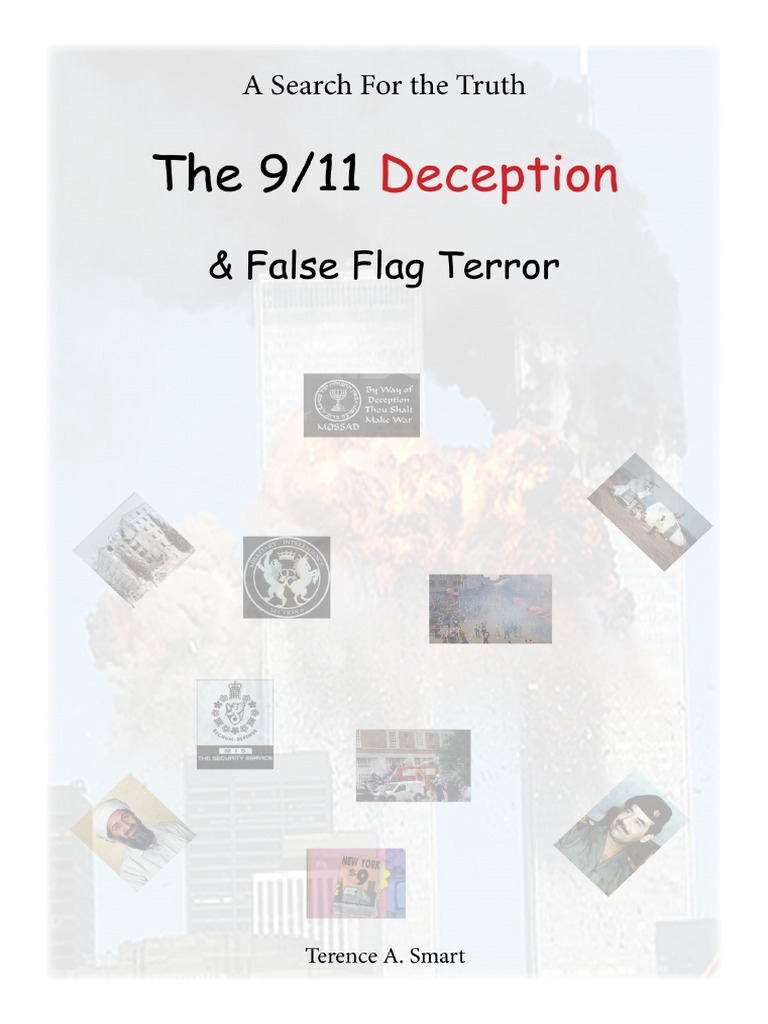 The 9 11 deception false flag terror mossad september 11 attacks fandeluxe Images