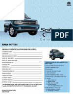 Safari Owners Manual