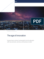 The Age of Innovation