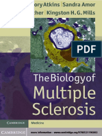 The Biology of Sclerosis Multiple - 2012