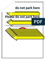 PleaseASDF23 Park Here Do Not23