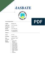 Masbate
