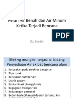 Tm 2-Air Bersih Air Minum Saat Bencana