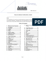 13-Amtrak Track Design Requirements