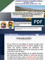3.- Alcides Hector Calderon Montalico