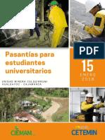 Brochure Pasantia