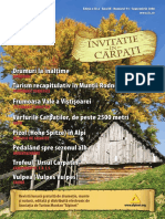 Invitatie in Carpati 2008 Septembrie