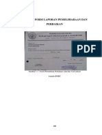Contoh Form Laporan Pemeliharaan Dan Perbaikan