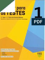 Raiz Editora - Estudar Para Os Testes - 1º Ano