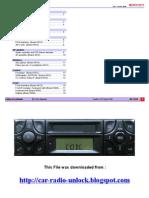 Circuit Diagram-3201Mercedes Benz MY98-Schematic Diagram