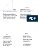 Poezii de Eminescu in Freng
