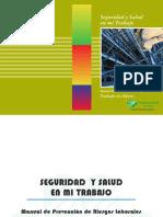 Manual de Prevencion de Riesgos Laborales Trabajos en Altura LIBROSVIRTUAL.com