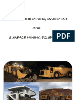 Carguio y Acareo Minería General