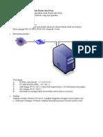 Pembuatan Router Dan Proxy