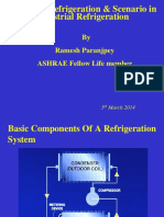 Ammonia Refrigerant Advantages