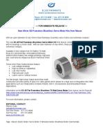 New 43mm OD Frameless Brushless Servo Motor Kits From Maxon Product Press Release