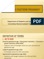 m. Preterm and Postterm.new Ppt